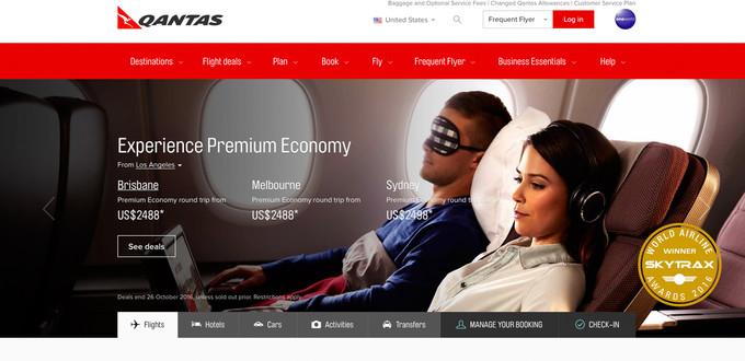 Premium Economy Campaign