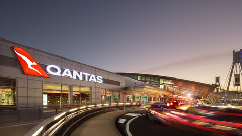 Qantas Terminal 3