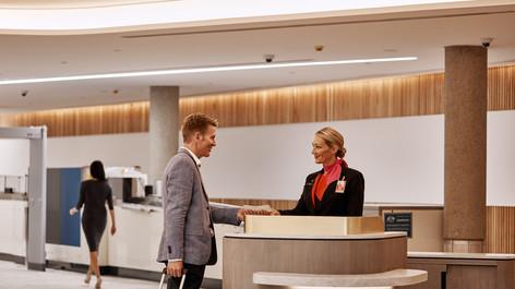 Perth Transit Lounge