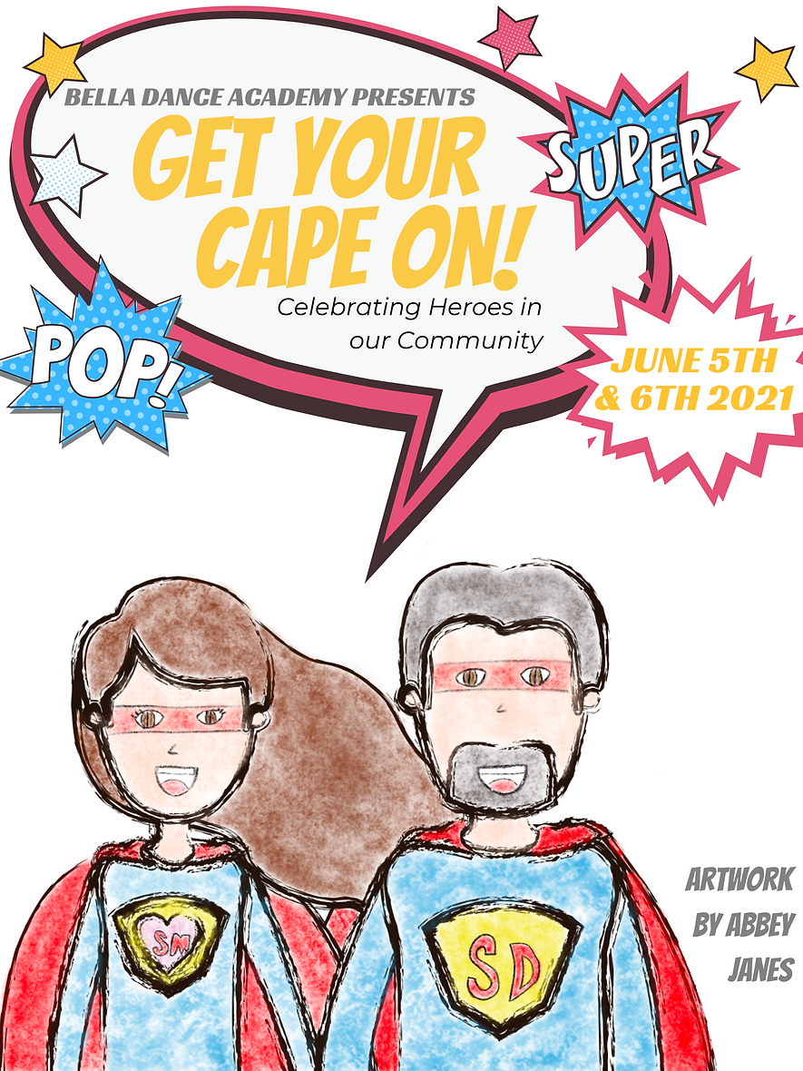 Get Your Cape On - Poster.png