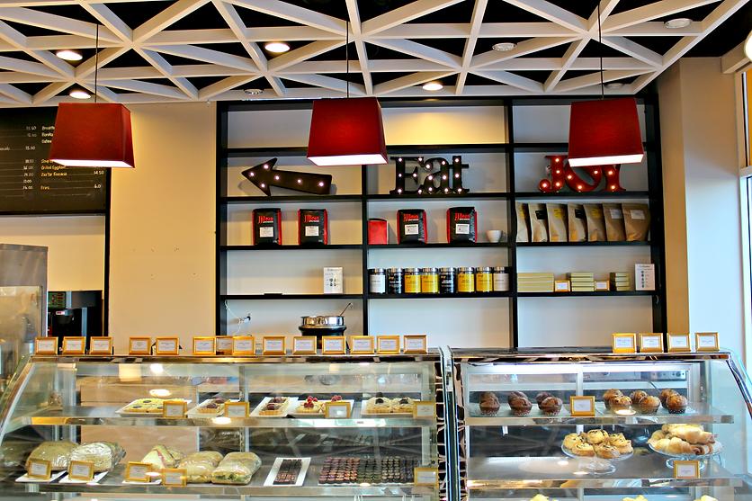 Café FortyOne Display