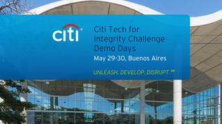 Empresa chilena TOC es finalista en concurso mundial de Citibank