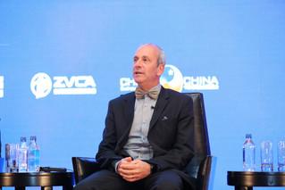 Empresa chilena de inteligencia artificial expuso en panel de la Cumbre de Innovación en China en la