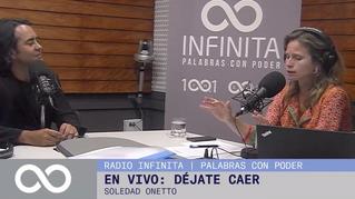 Radio Infinita: Entrevista de Soledad Onetto a Felipe Salas sobre Inteligencia Artificial