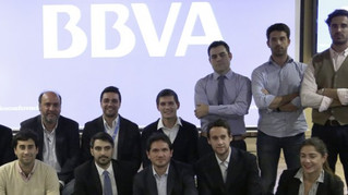 Finalistas de Digital Bank presentaron en BBVA alternativas tecnológicas al sector financiero