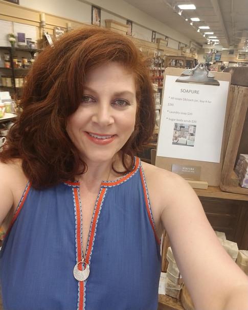Store Selfie!