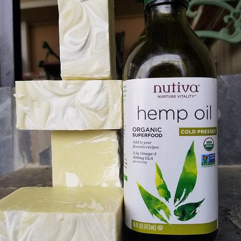 Hemp Oill Soap