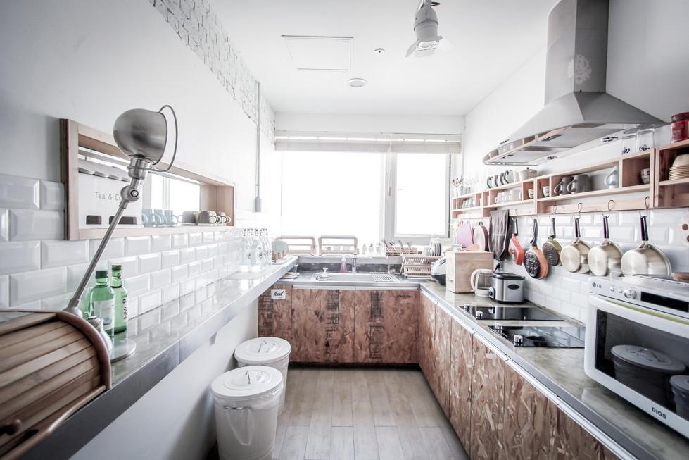 HOMEY KITCHEN 公共廚房