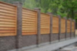 заборы в Киеве, купить забор в Киеве