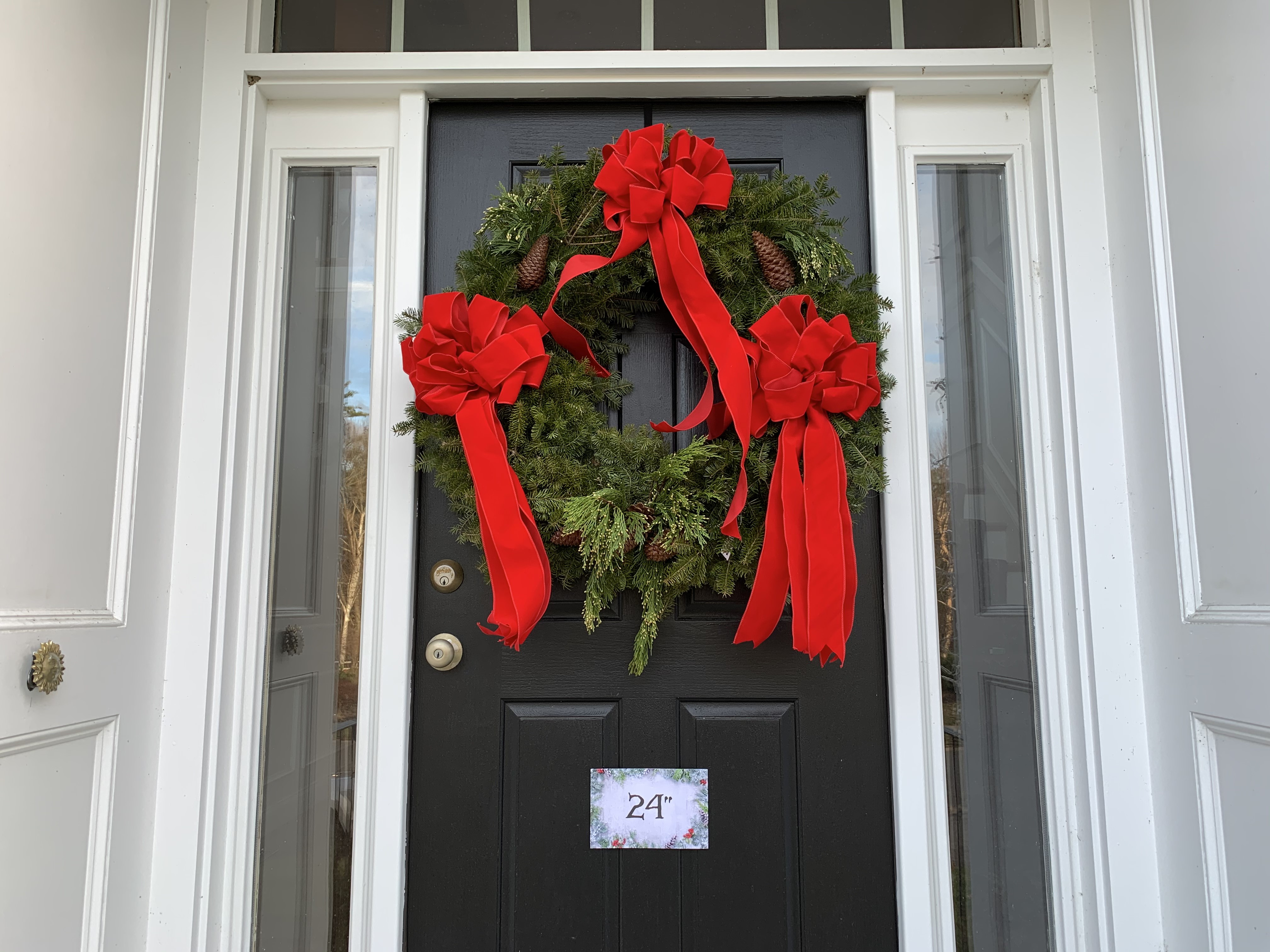 "24"" Wreath"