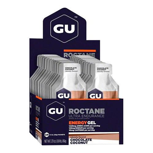 Gel Energizante Roctane Gu Energy CON CAFEINA - Caja 24