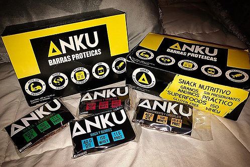 Anku Bars - Caja 12