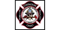 Covington Ohio Fire Department firefighter firemen fireman first responder rescue buccaneer pirate