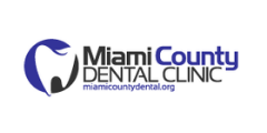 Miami County Dental Clinic logo dentist community service supporter FANS friends allies and neighbors ohio healthcare supporter