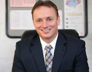 Meet Our Team - Brian Green, Superintendent