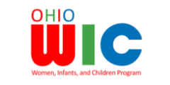 Ohio WIC women infants and children program family support supporter FANS friends allies and neighbors
