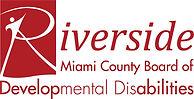 Miami County Board of Developmental Disabilities (Riverside) red logo