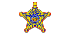 Miami County Sherriff's Department logo law enforcement police officer policeman first responder supporter FANS friends allies and neighbors
