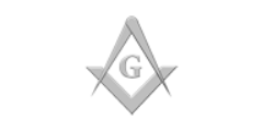 Franklin Lodge #14 F & A.M. logo freemasons freemasonry masons masonic lodge