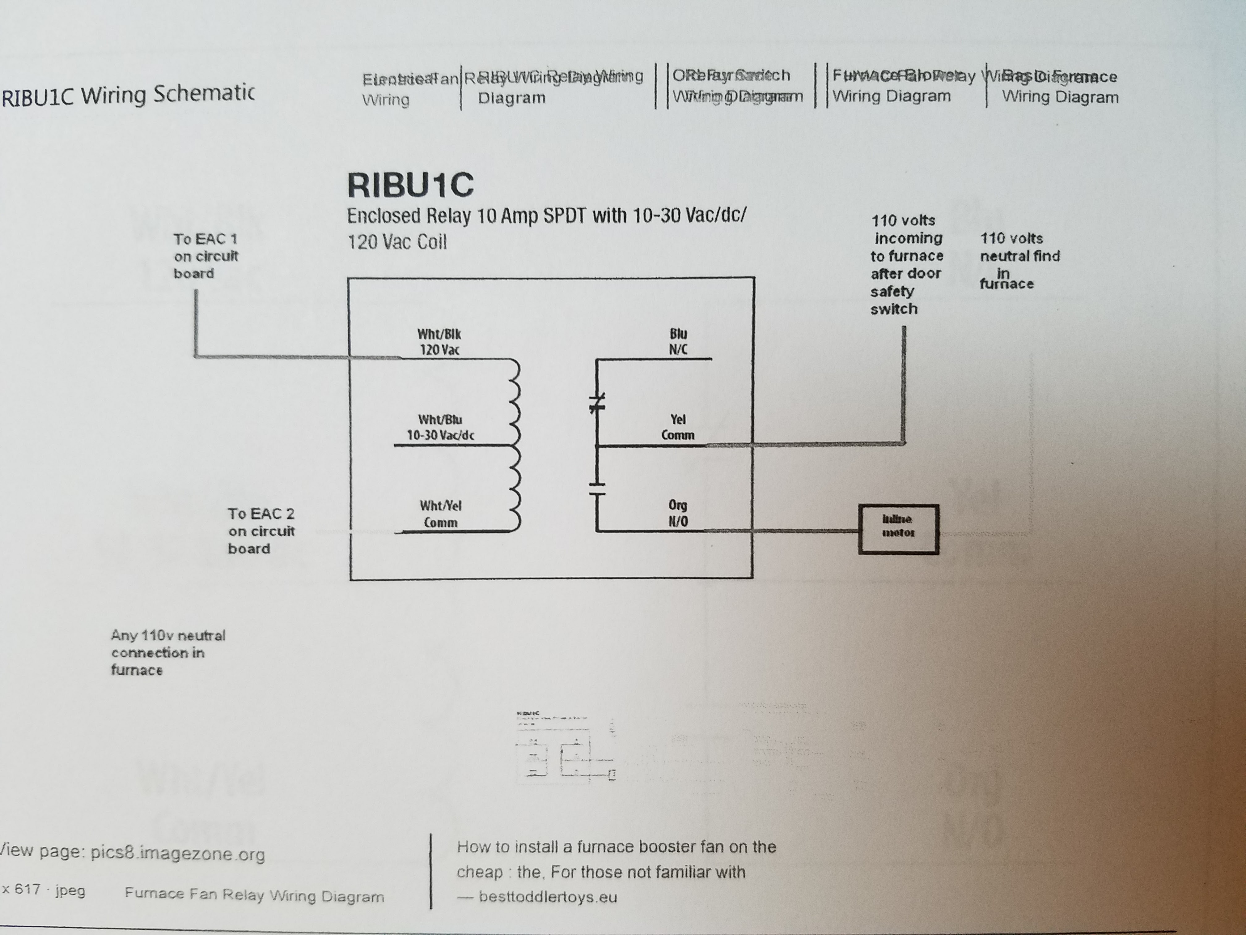 Alpine Furnace Wiring Diagram Diagrams Old Blower Intertherm E2eh 012ha Mobile Home