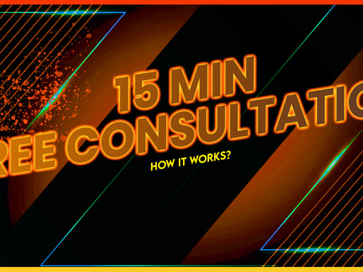 Understanding our 15-Minutes Free Consultation