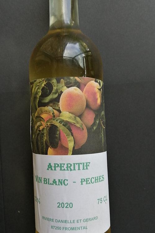 Vin Blanc PECHE