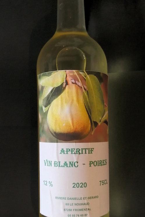 Vin Blanc POIRES