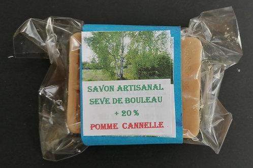 Savon Pomme Cannelle