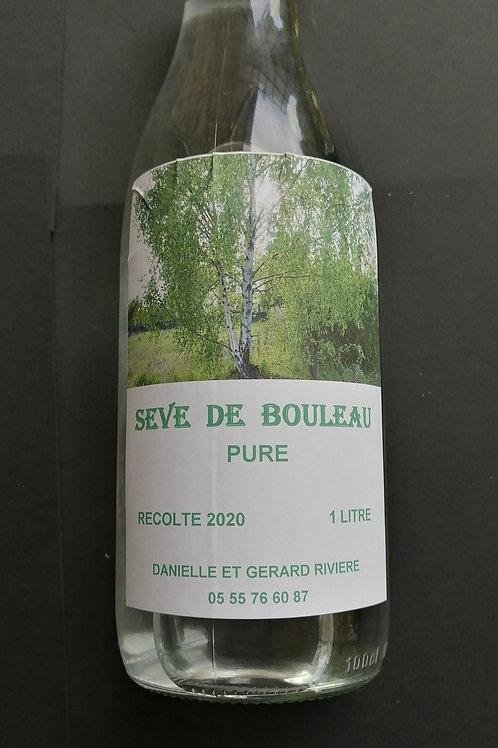 Sève de Bouleux - 1 Litres