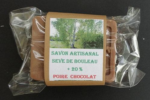Savon Poire Chocolat
