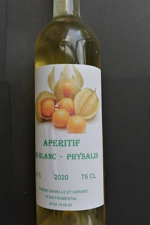 Vin Blanc  PHYSALIS