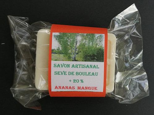 Savon ANANAS MANGUE