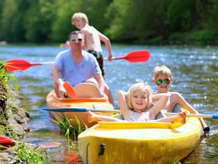 Rodina na vodě