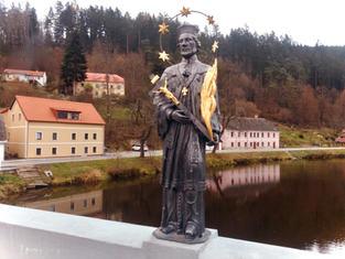 Most Rožmberk