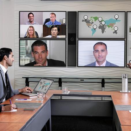 Cómo usar salas virtuales de videoconferencia