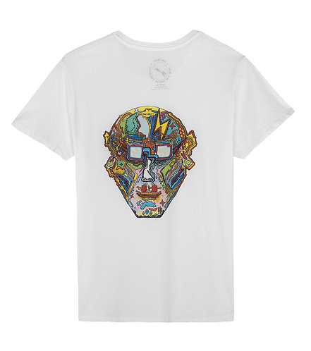 Starman T-Shirt | White