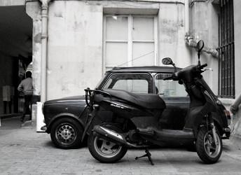 Mini in Paris | Le Marais