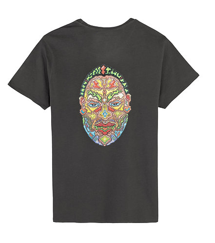 Mr. Stance T-Shirt | Vintage Black