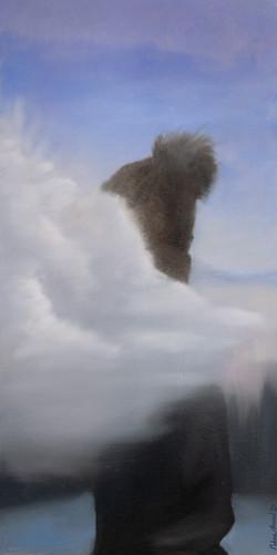 Etude interrompue par l'arrivée d'un cumulonimbus