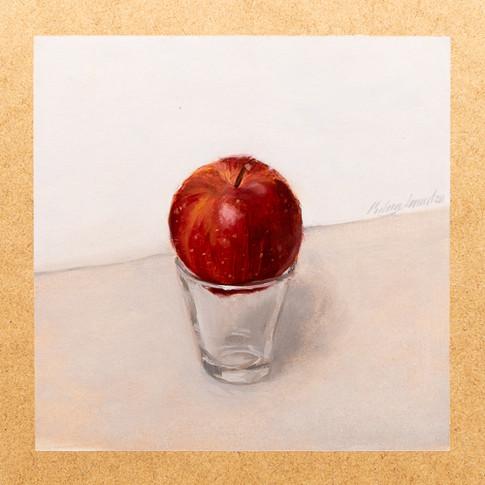 Verre de pomme