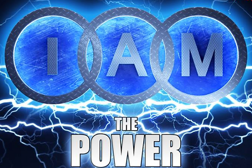 I AM The Power (March 4th 7:00PM) GENERAL SEATING