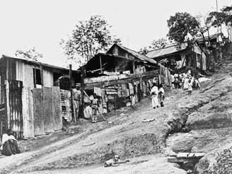 HISTÓRIAS DA PEQUENA ÁFRICA E A REPÚBLICA