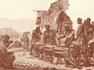 HISTÓRIAS DA PEQUENA ÁFRICA - A Cidade Negra