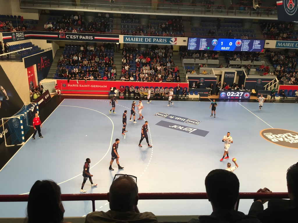 PSG Handball tickets