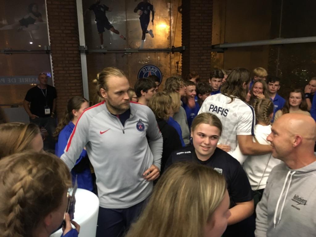 Mikkel Hansen PSG