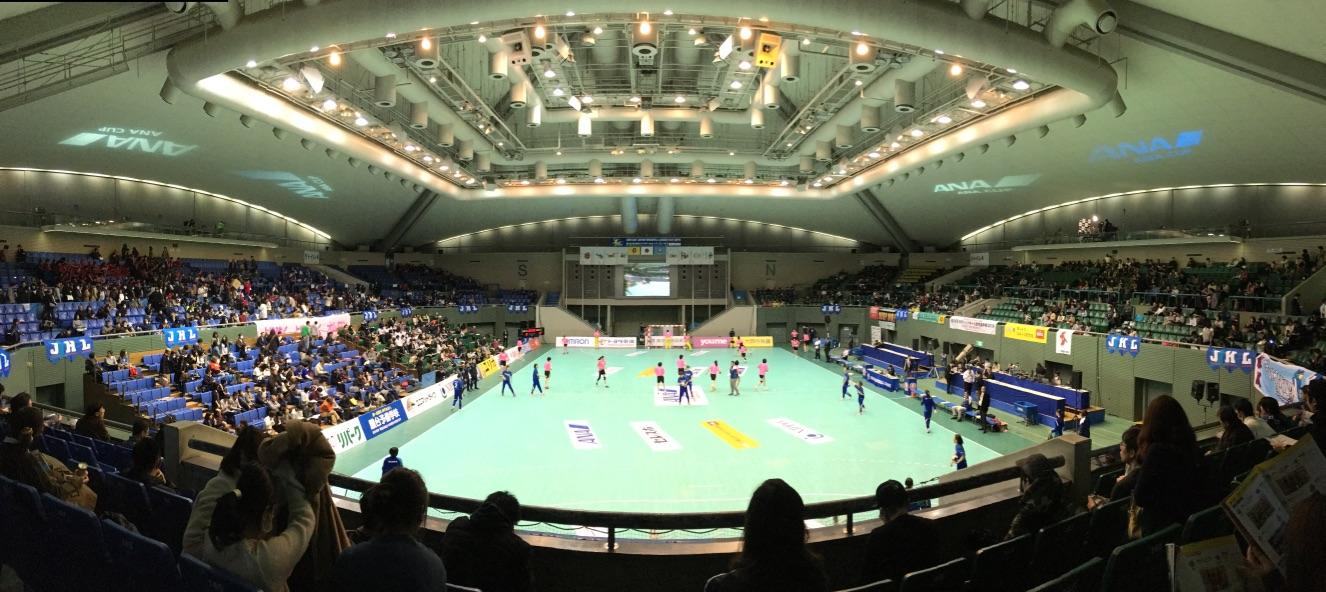 Handball training camp