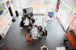School visit in Denmark