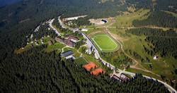 Training Camp in the mountain