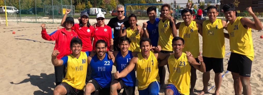 Philippine Beach Handball Team
