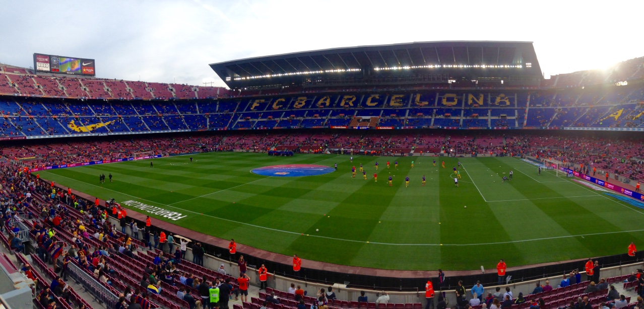 Tickets for FC Barcelona games